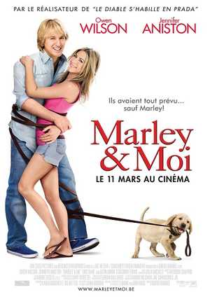 Marley & Moi - Famille, Drame, Comédie