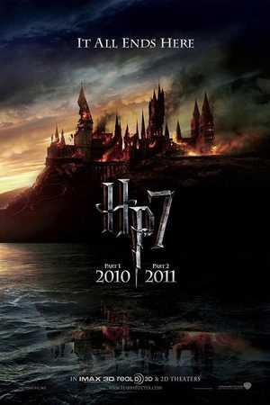 Harry Potter et les reliques de la mort - partie 2 - Fantastique, Aventure