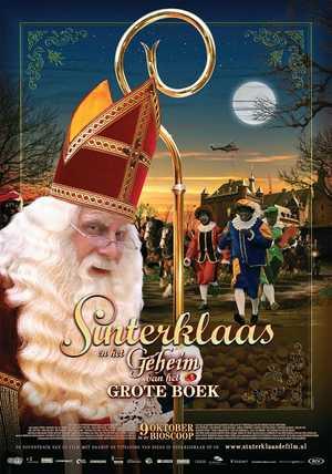Sinterklaas en Het Geheim van Het Grote Boek - Famille
