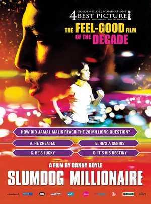 Slumdog Millionaire - Drame, Comédie, Romance