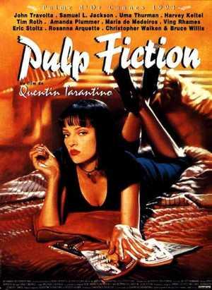 Pulp Fiction - Policier