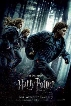 Harry Potter et les reliques de la mort partie I - Famille, Aventure