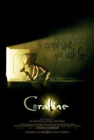 Coraline - Famille, Fantastique, Animation
