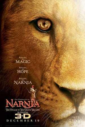 Le Monde de Narnia : L'Odyssée du Passeur d'aurore - Famille, Fantastique, Aventure