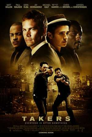 Takers - Action
