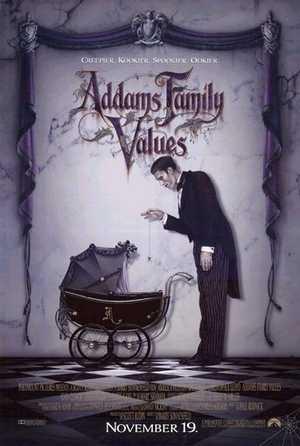 Les valeurs de la famille Adams - Fantastique