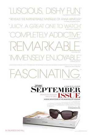 The September Issue - Documentaire