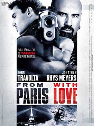 From Paris with love - Action