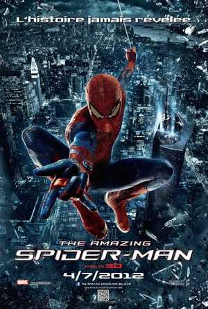 The amazing Spider-man - Action, Aventure