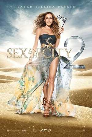 Sex and the City 2 - Comédie