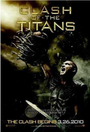 Le choc des Titans - Action, Drame, Fantastique