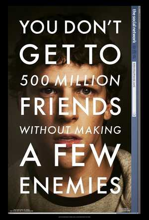 The social network - Drame