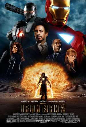 Iron Man 2 - Action, Thriller