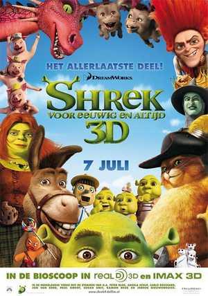 Shrek 4, il était une fin - Animation