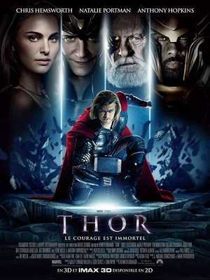 Thor - Action, Drame, Fantastique, Aventure