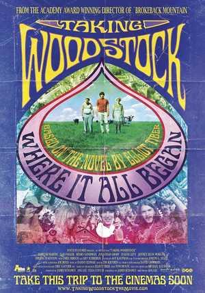 Taking Woodstock - Comédie