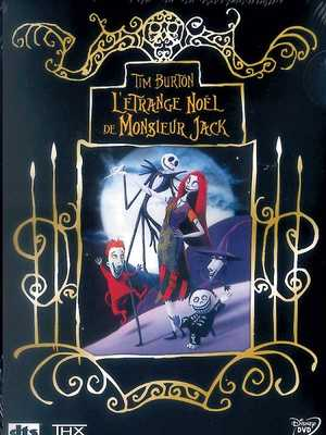 L'Etrange Noël de Mister Jack - Animation