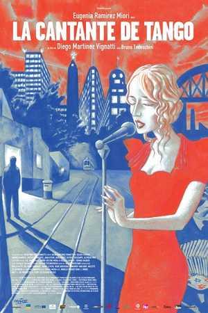 La Cantante de Tango - Drame