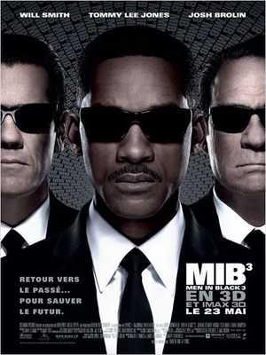 Men in Black 3 - Action