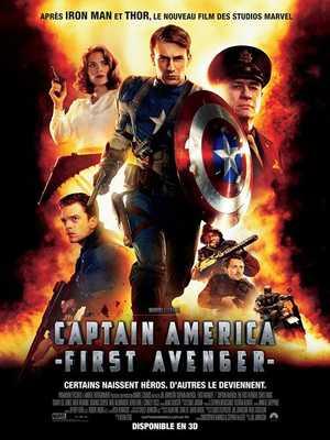 Captain America : First Avenger - Action