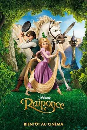 Raiponce - Animation
