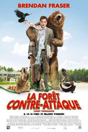 La Forêt contre-attaque - Famille, Comédie