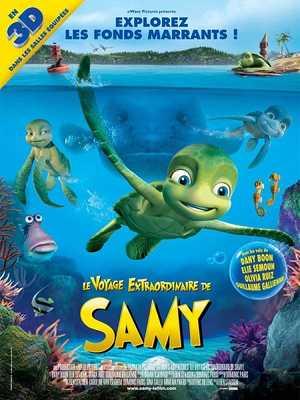 Le Voyage Extraordinaire de Samy - Animation