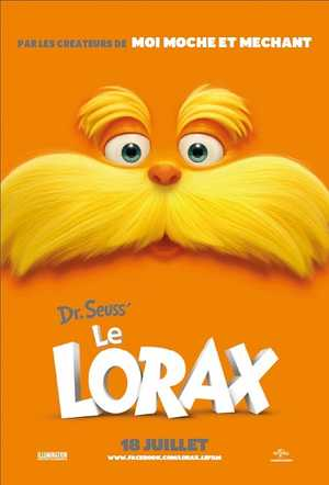 Dr Seuss the Lorax - Animation