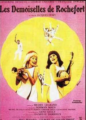 Les demoiselles de Rochefort - Drame, Comédie, Musique, Romance