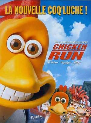 Chicken Run - Animation