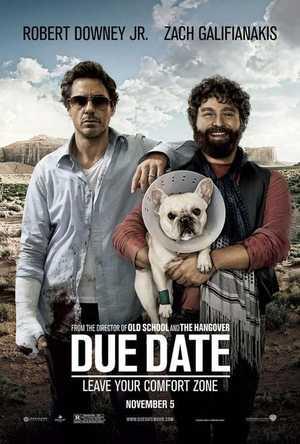 Due Date - Comédie