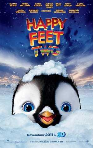 Happy feet 2 - Animation