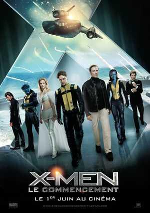 X-Men: First Class - Action