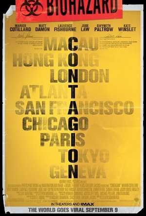 Contagion - Action, Thriller