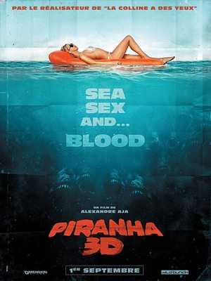 Piranha 3D - Horreur, Thriller