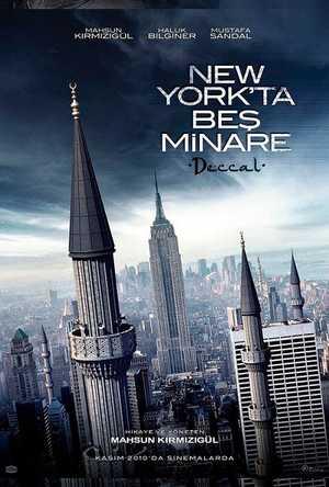 Cinq minarets à New York - Action, Aventure