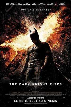 The dark knight rises - Action, Thriller