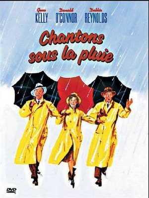 Chantons sous la pluie - Comédie musicale