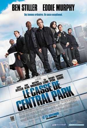 Le Casse de Central Park - Action, Comédie