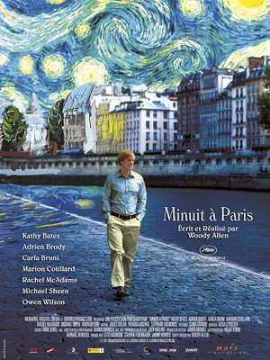 Midnight in Paris - Comédie romantique