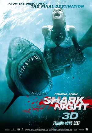 Shark 3D - Horreur