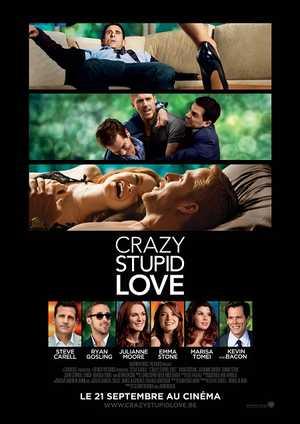 Crazy, Stupid, Love - Comédie