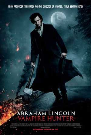 Abraham Lincoln, chasseur de vampires - Horreur, Thriller
