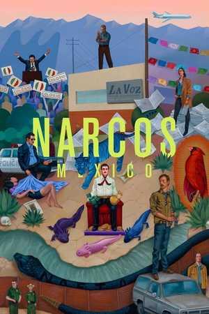 Narcos : Mexico - Drame