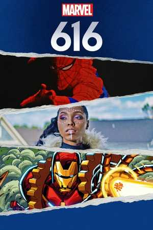Marvel's 616 - Action