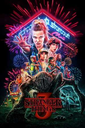Stranger Things - Drame