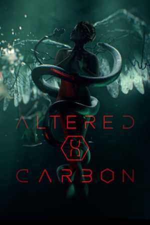 Altered Carbon - Thriller
