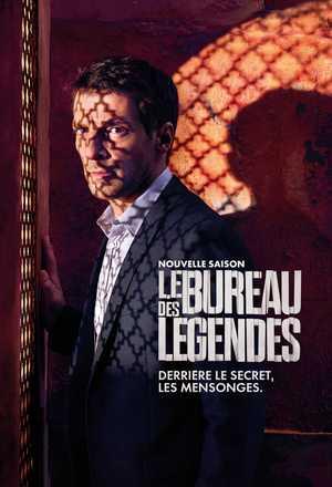 Le Bureau des Légendes - Drame