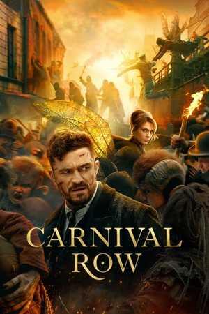Carnival Row - Science-Fiction