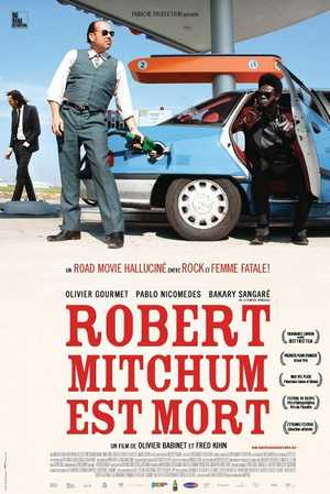 Robert Mitchum est mort - Avontuur